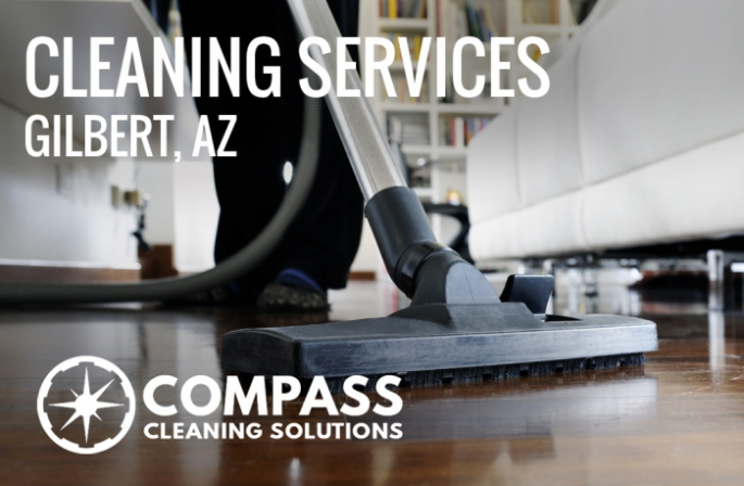 Cleaning services in Gilbert, AZ