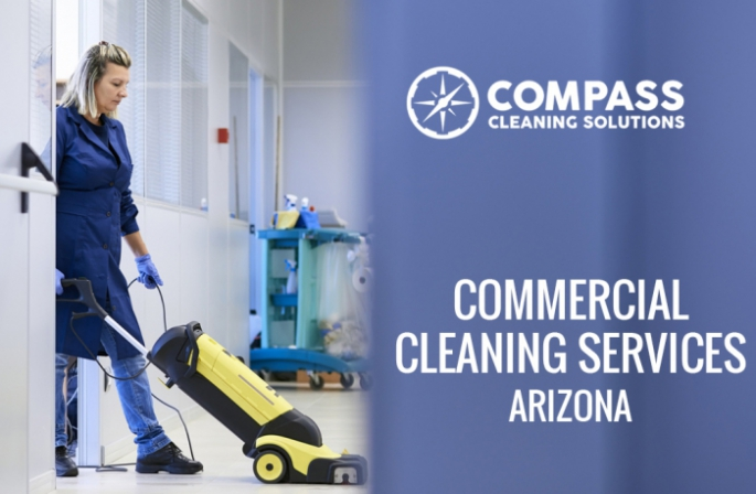 Commercial Cleaning in Arizona