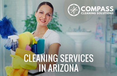 Cleaning services in Arizona