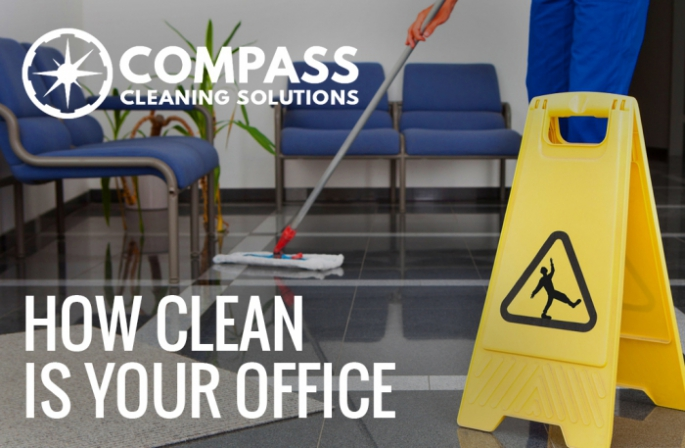 How clean is your office