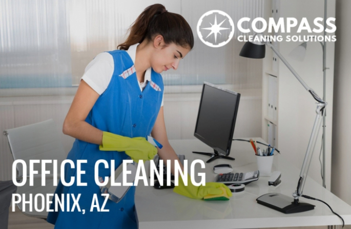 Office cleaning in Phoenix, AZ