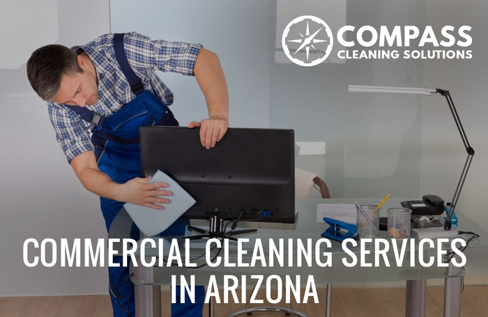 Office cleaning in Chandler Arizona