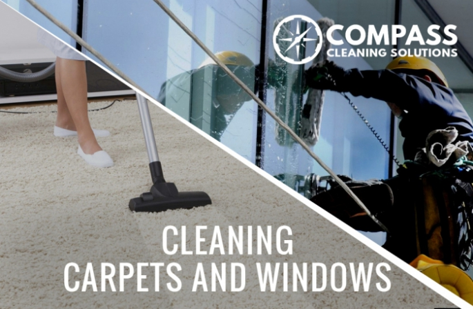Cleaning Carpets and Windows