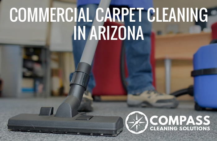 Commercial Carpet Cleaning in Phoenix