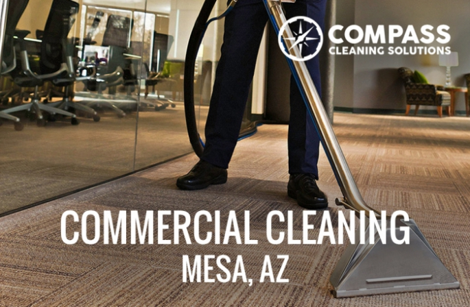 Commercial Carpet Cleanng in Mesa, AZ