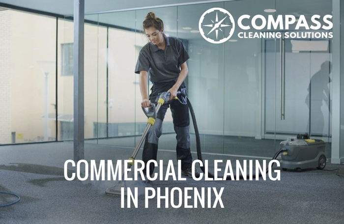 Commercial Cleaning in Phoenix