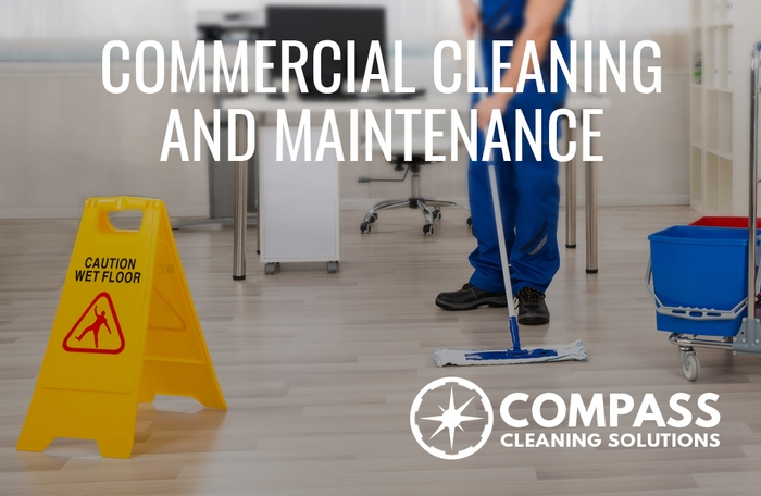 Commercial cleaning and maintenance