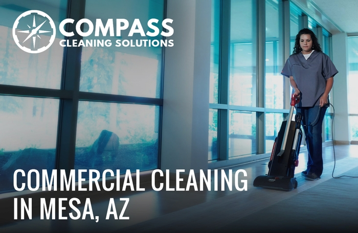 Commercial Cleaning in Mesa, AZ