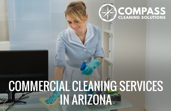 Recurring commercial cleaning