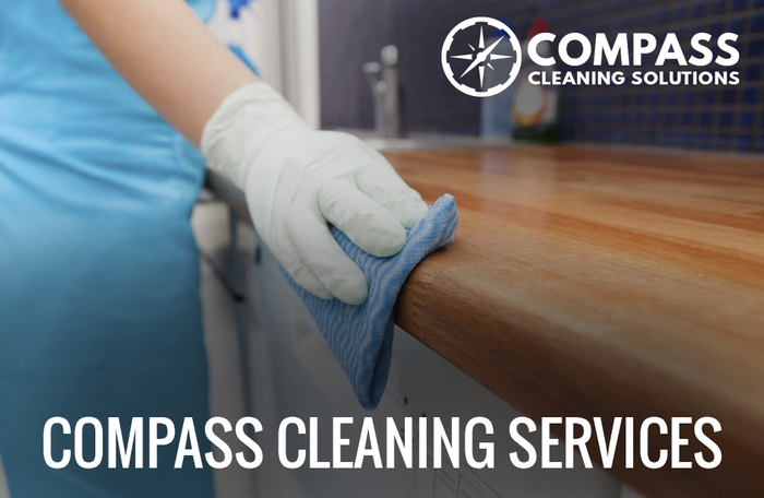 Compass commercial cleaning services