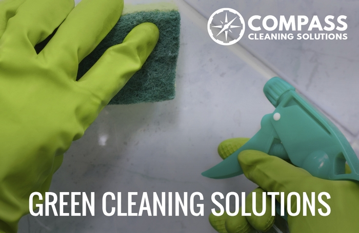 Green commercial cleaning solutions