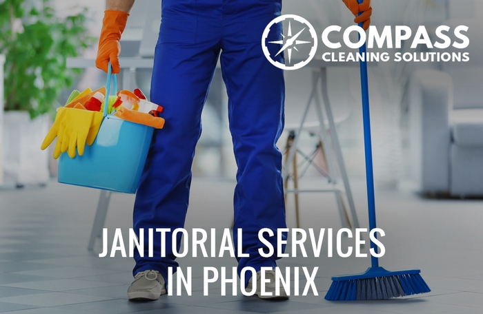 Janitorial Services in Phoenix, AZ