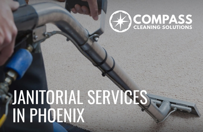 Janitorial services in Phoenix
