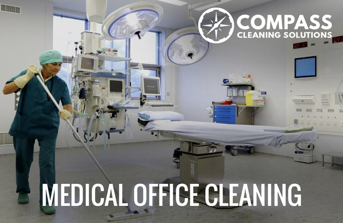 Medical office cleaning