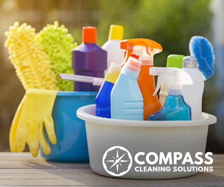 asociarse con Compass Cleaning Solutions